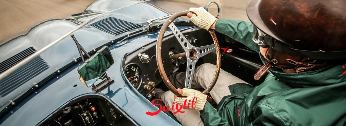 Suixtil - Ligne de vêtements pour les passionnés de sport automobile