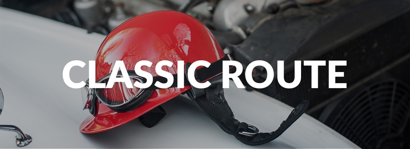 Casques bols 1000 Miglia Classic Route