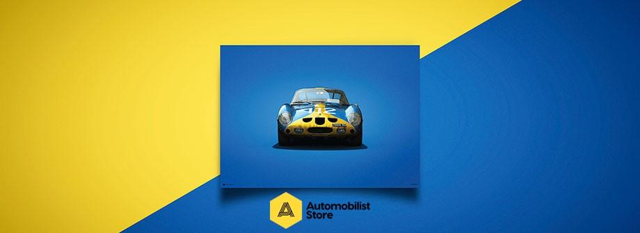 Affiches et posters Automobilist by Unique & Limited