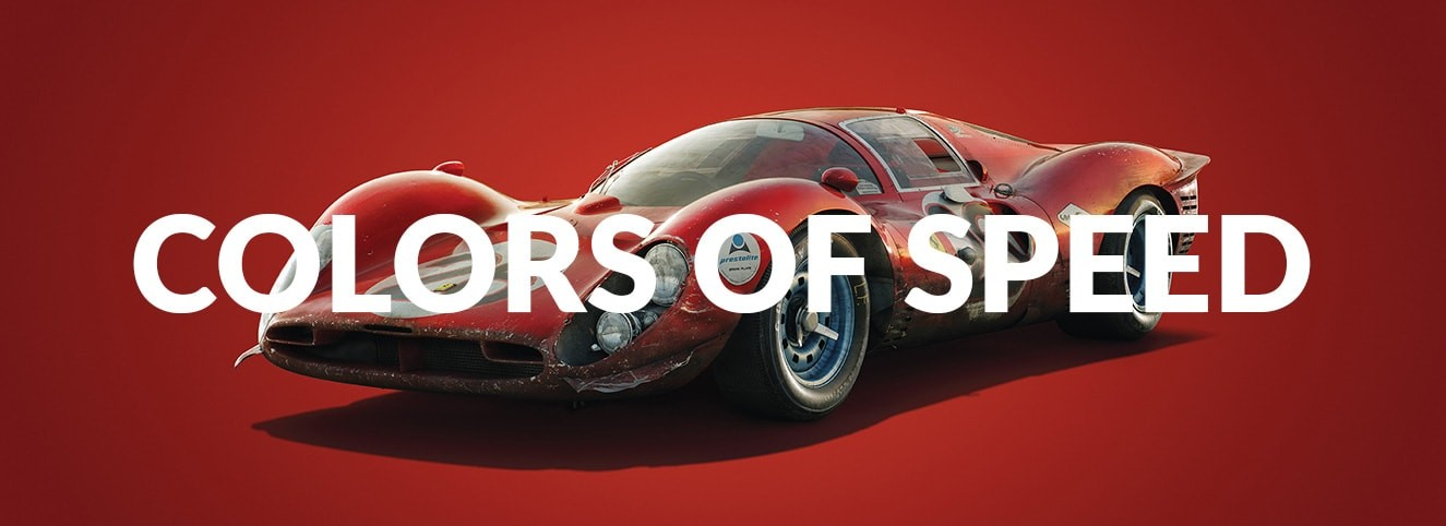Affiches Colors of Speed - Automobilist